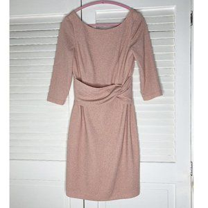 LIKE NEW Pink Sparkly Vince Camuto Dress Size 10
